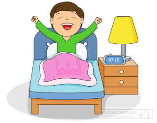 secrets to get out of bed easily    worldzsecret wake up clip art for coloring wake up clipart images